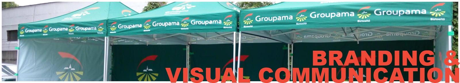 promotion marketing tent werbe zelt Personalizzazioni gazebo
