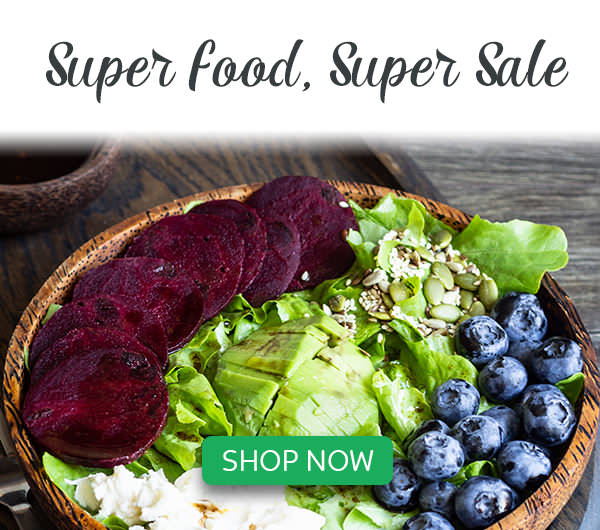 Super Food, Super Sale