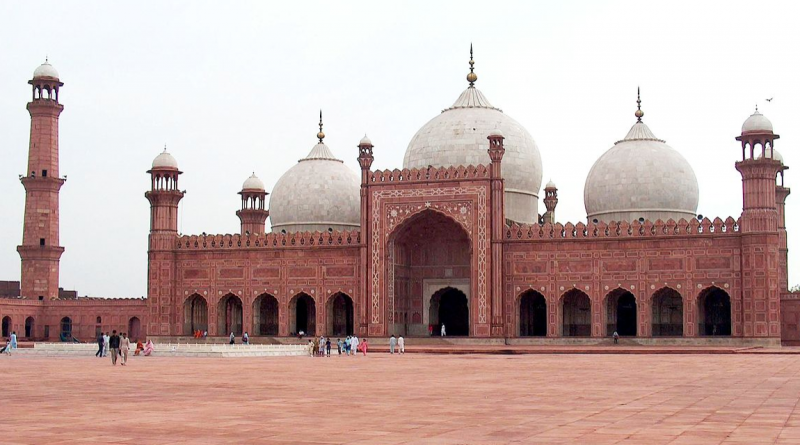 Badshahi Mosque - Learn-Quran.online