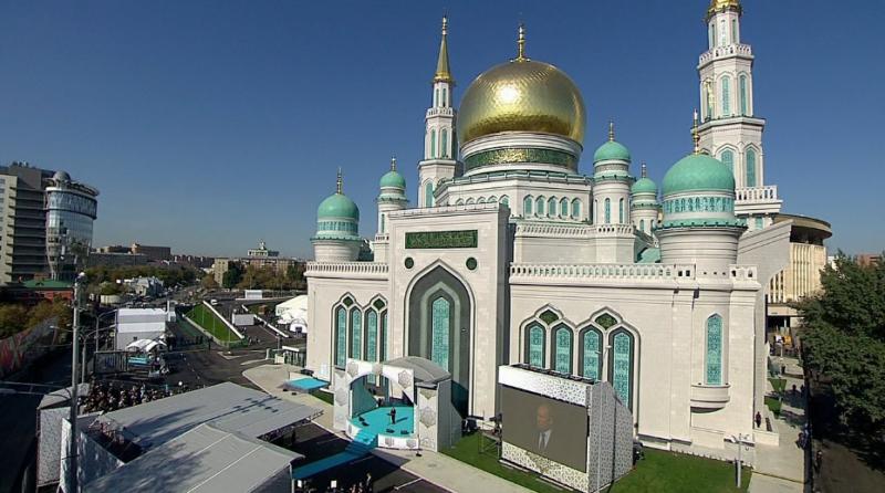 Mosque - Masjid