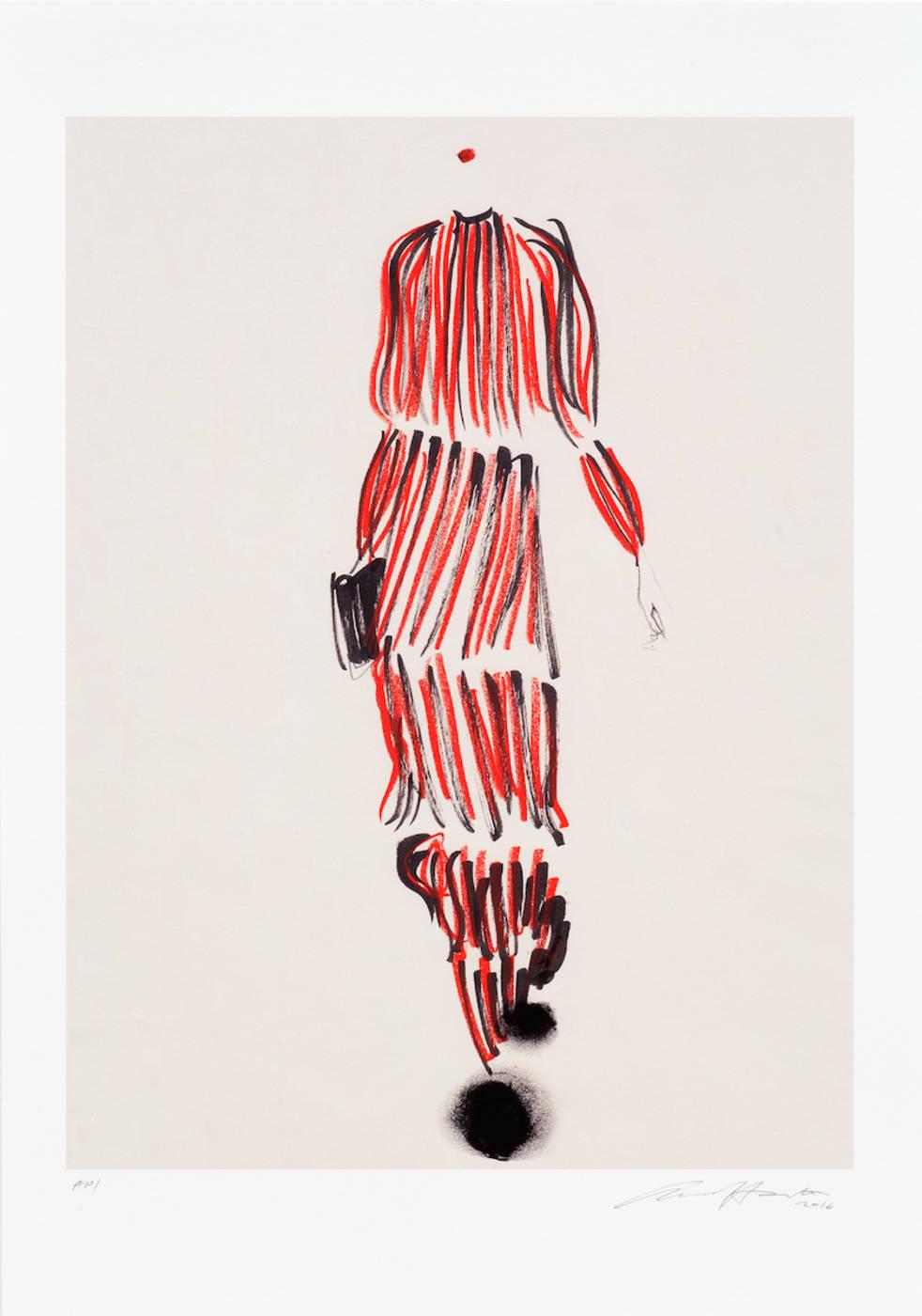 Sonia Rykiel/AW16 Stripe