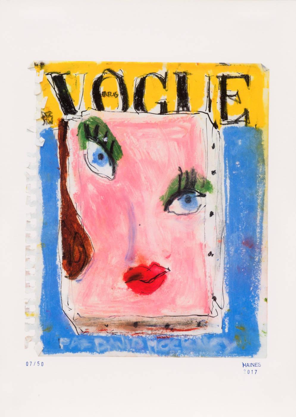 Vogue Paris, Décembre1985 - Janvier 1986