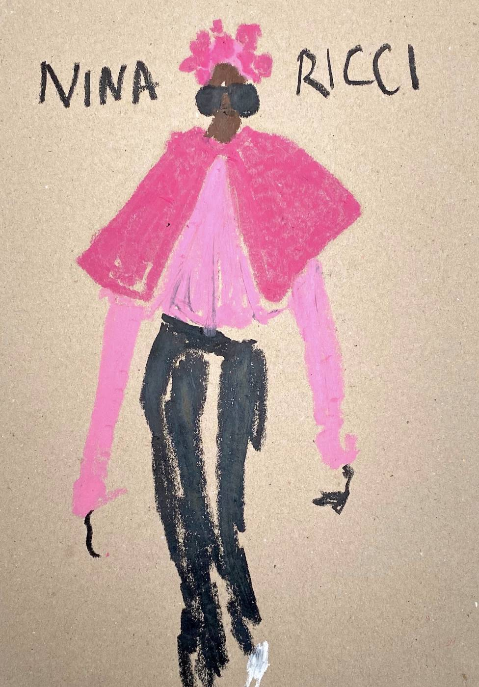 All Pink, Nina Ricci