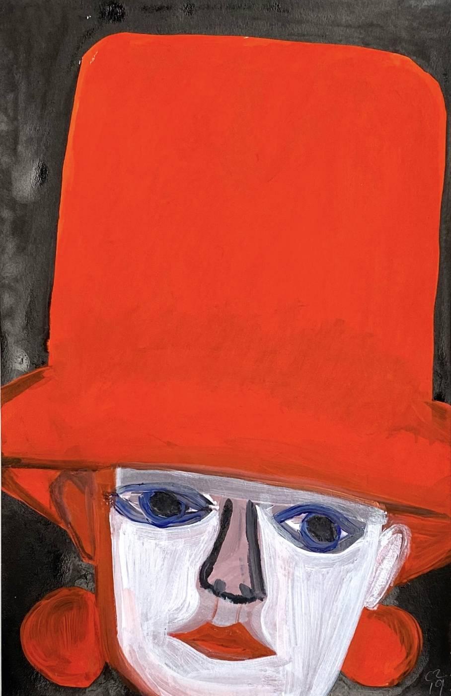 Nina Ricci - Red Bucket Hat SS20