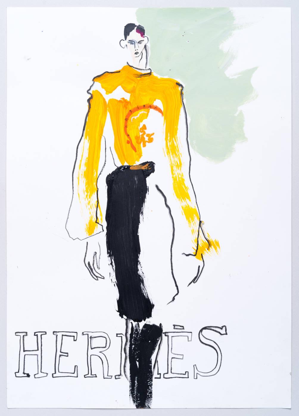 Hermes: Look 14