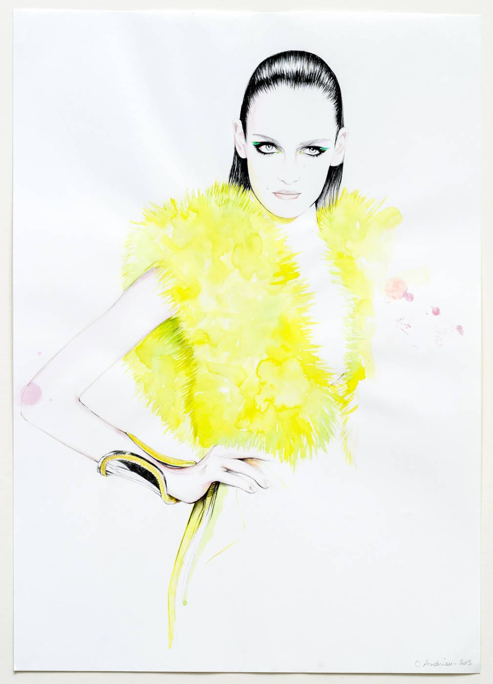 Versace / Spring 2013