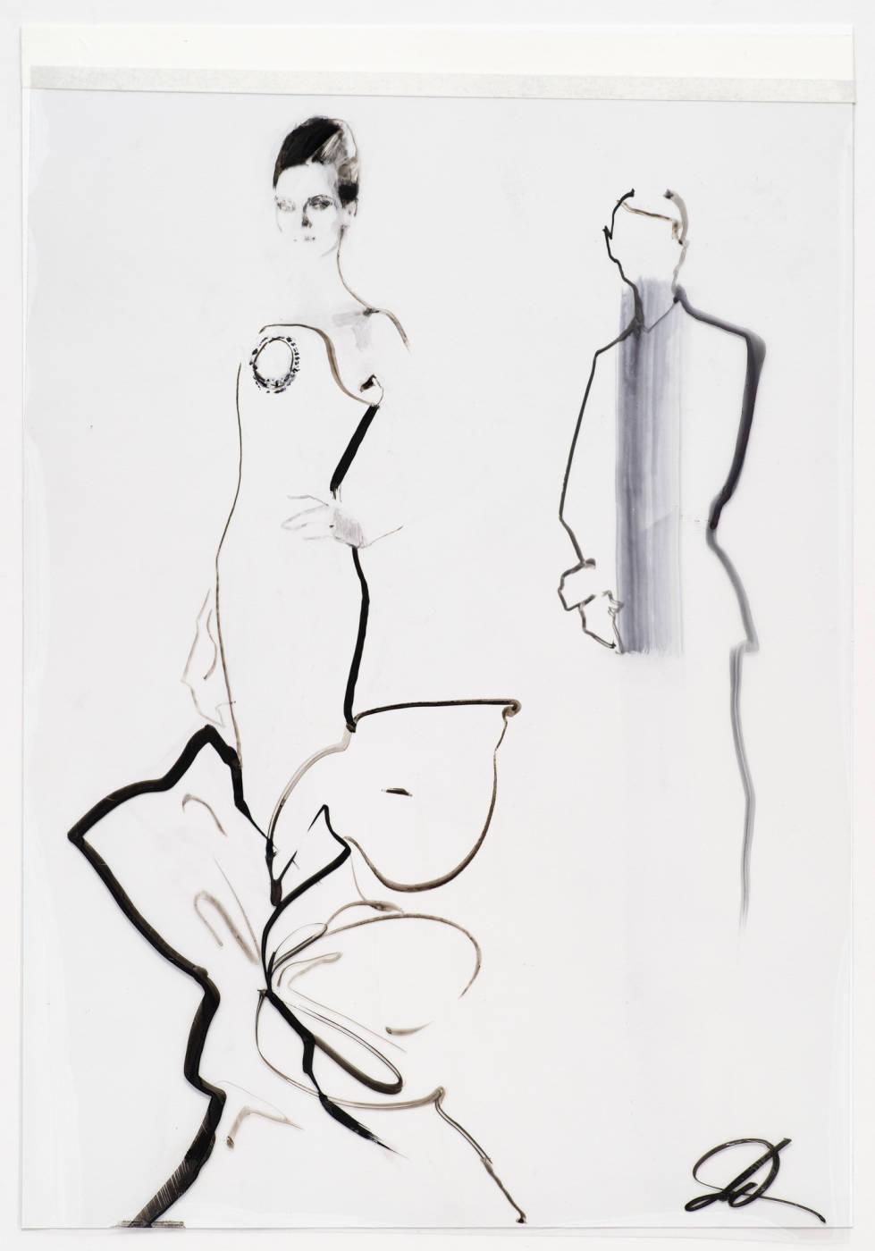 Stephane Rolland Paris Couture Spring/Summer 2020