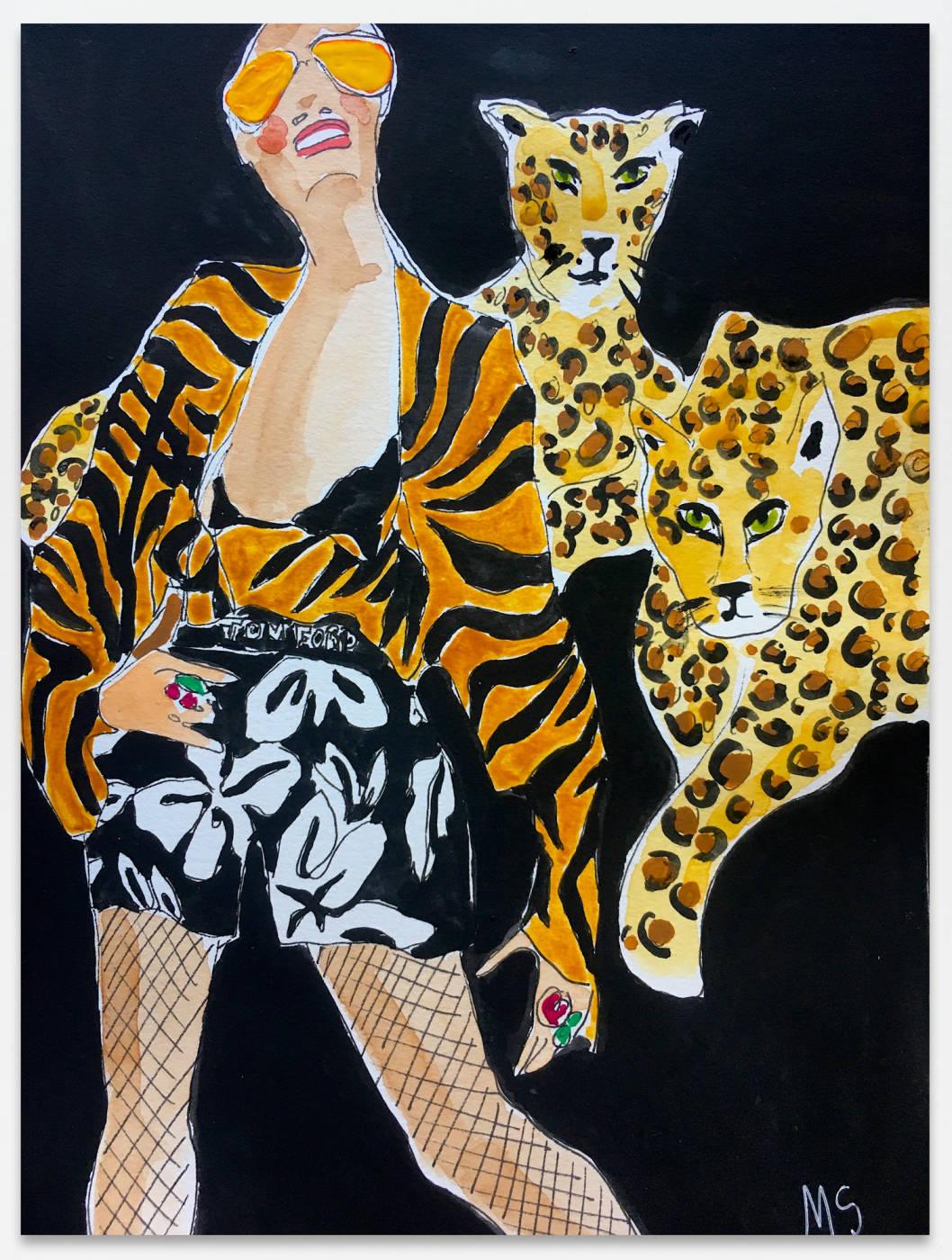 Tom Ford Tiger Shirt
