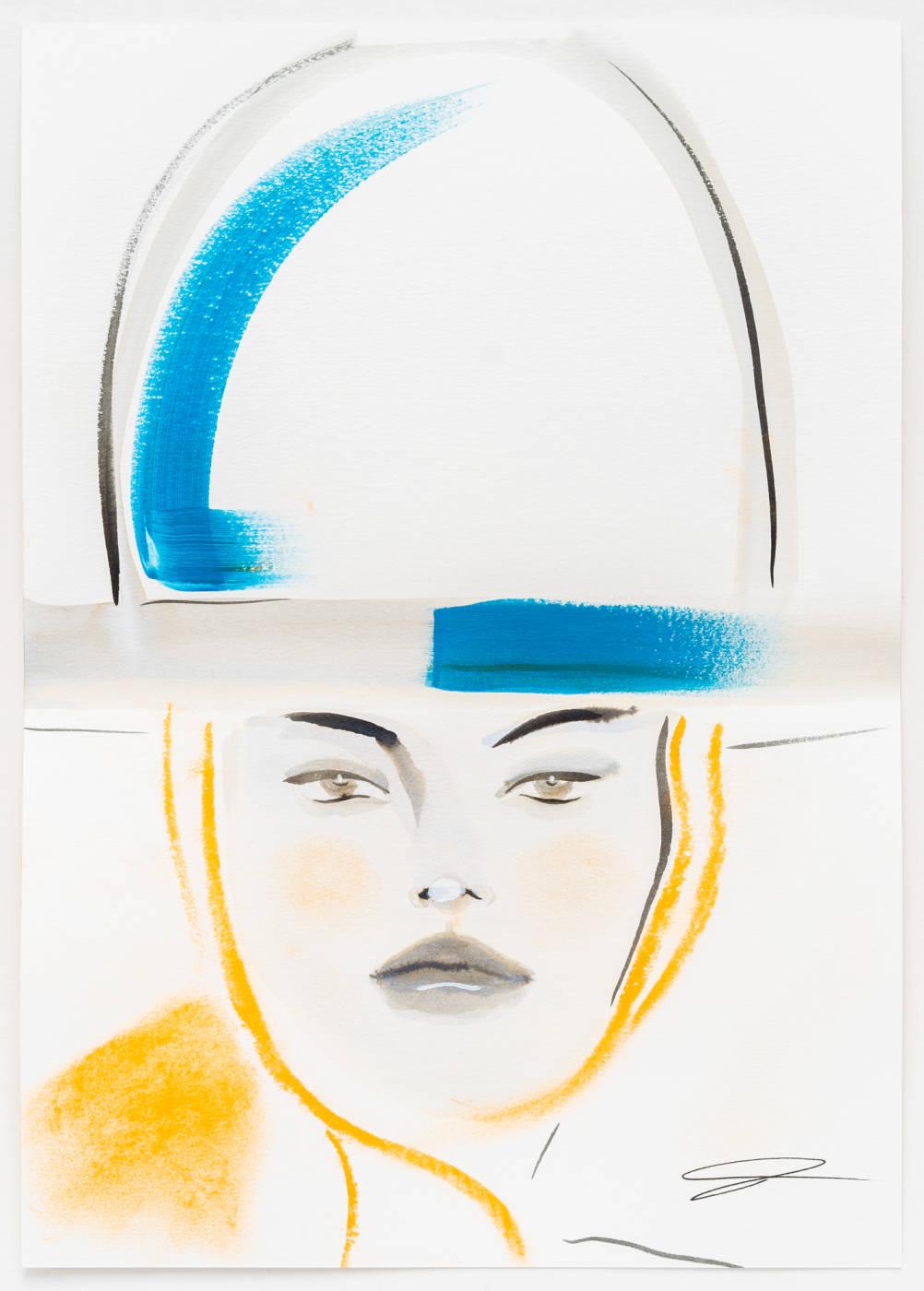 Nina Ricci in Blue