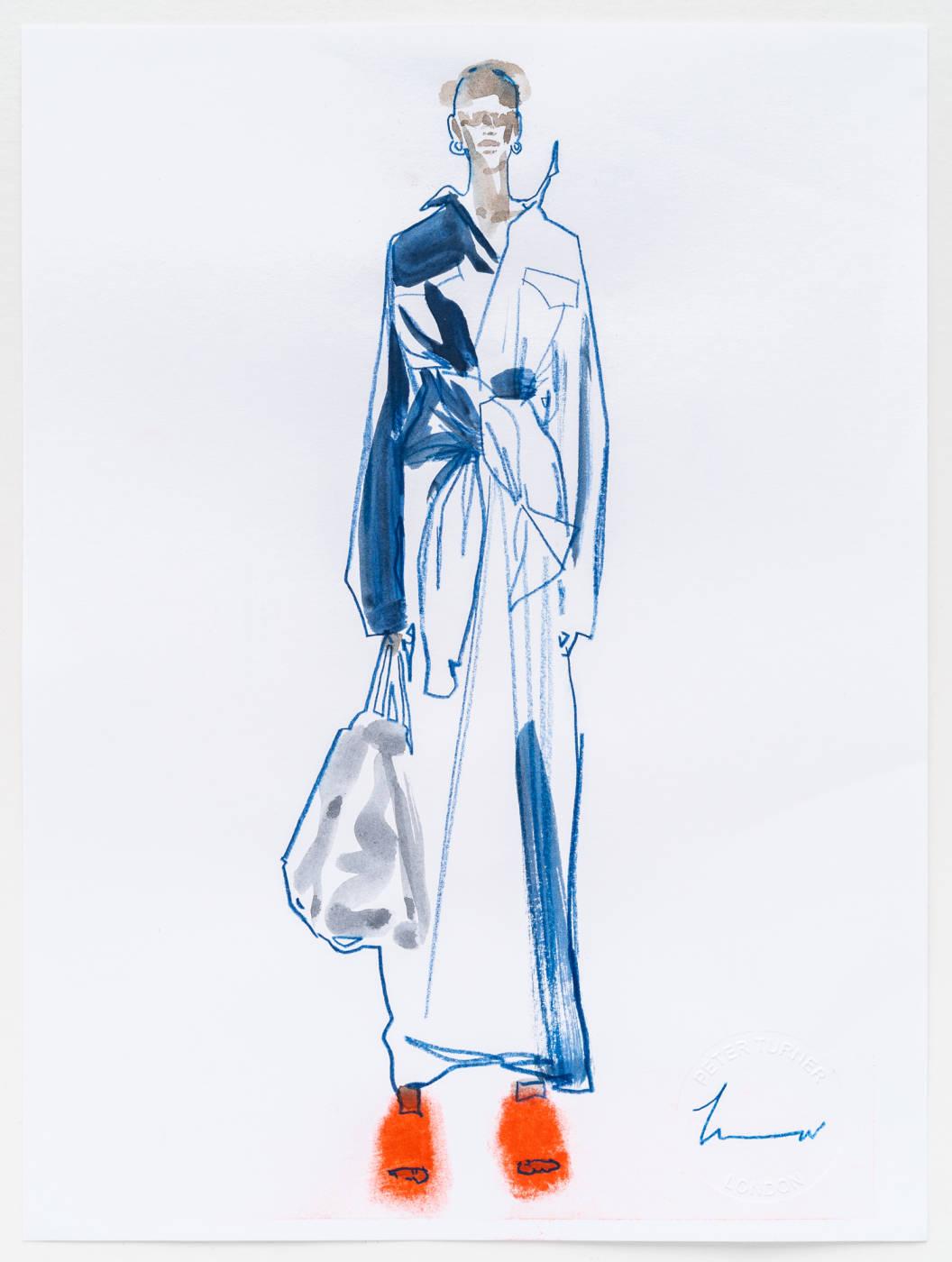 Balenciaga Look 9 Spring 2021