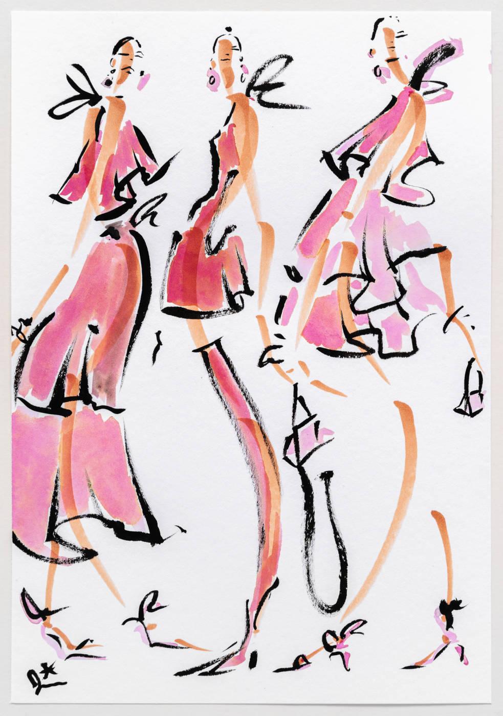 Valentine's sketch 3
