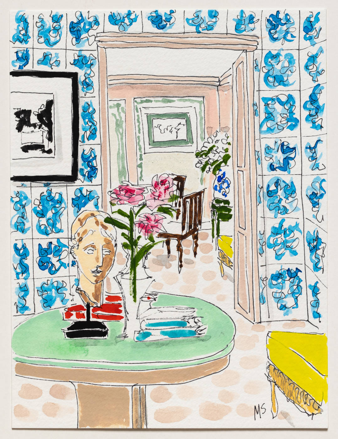 A Room by Studio Peregalli