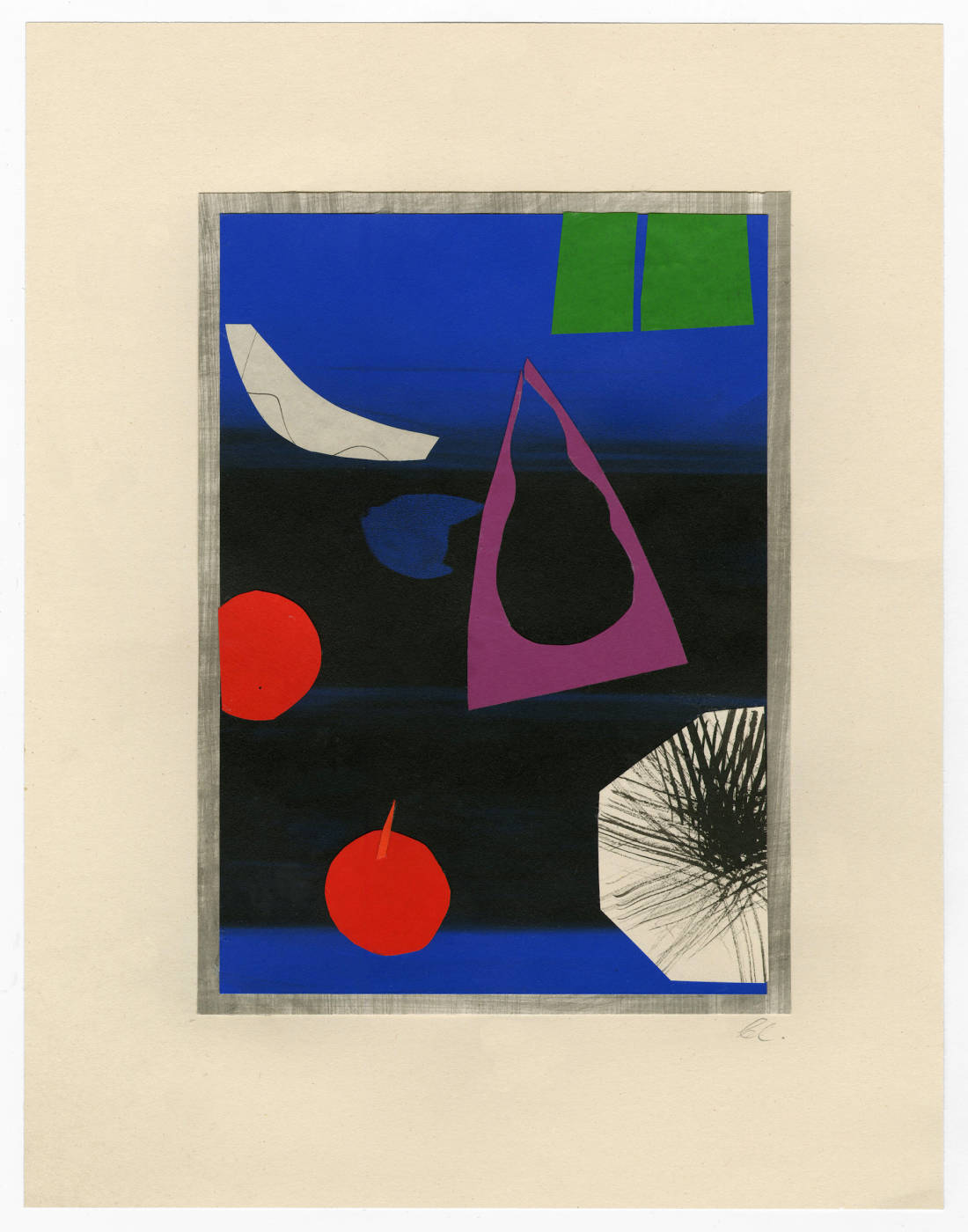 'Fruits' - Homage to Matisse