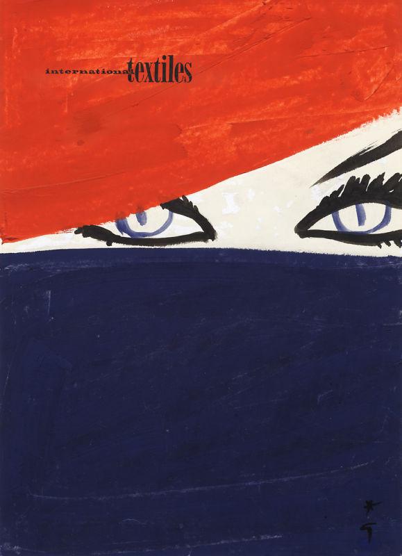 René Gruau Cover Art