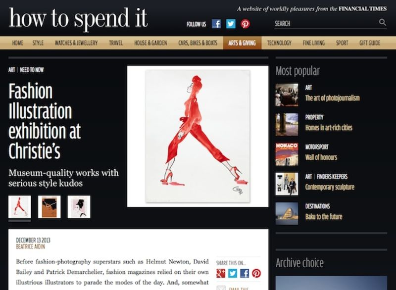 FT's How To Spend It