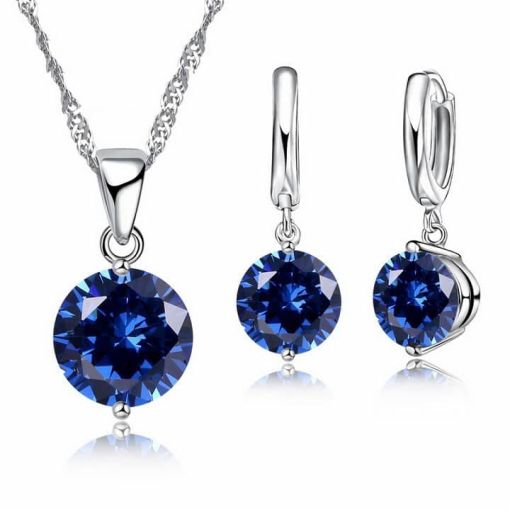 Happy Spark Sterling Jewelry Set