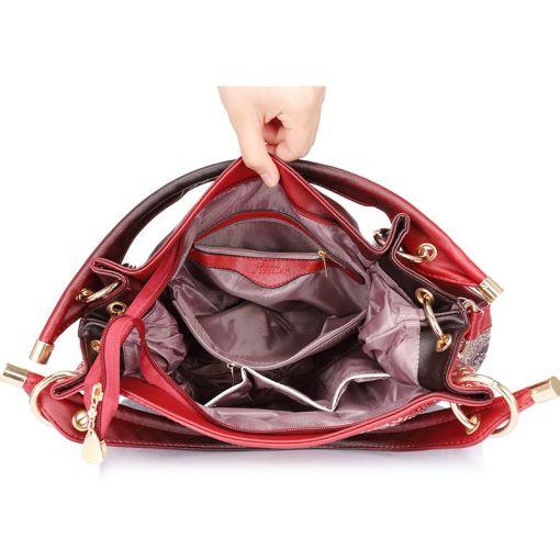 Floral Attractive Tote Bag