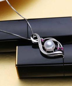 Majestic Ruby Jewelry Necklace