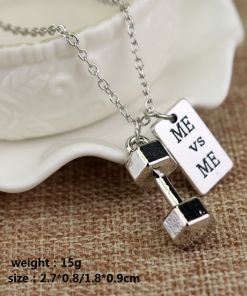 Be strong inspirational Pendants