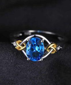 The Promise, Swiss Diamond Ring