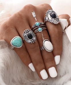 Sweet Anillos Knuckle Ring
