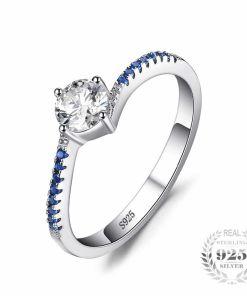 Pristine Vigor Sterling Ring