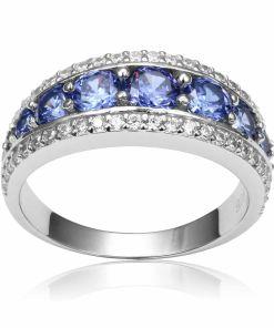 Elegant Stone Ring