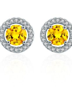 First-Class Glittering Crystal Earring