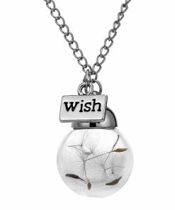Your Valid Wish Pendant