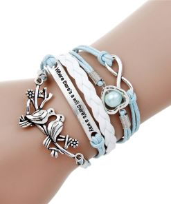 Secure and Charm Bracelet
