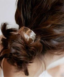 Fanciful Lady Leaf Hair Band
