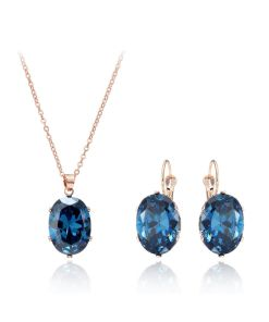 Sexy Blue Stone Pendant