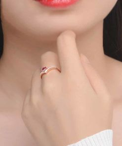 Resizeable Charming Ring