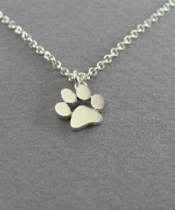 Darling Pet Paw Hot Pendant