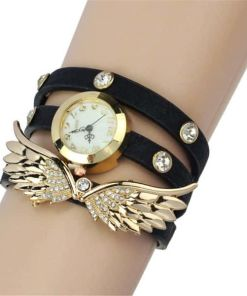 Angel Wings Wristwatch