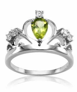 Elegance Crown Ring