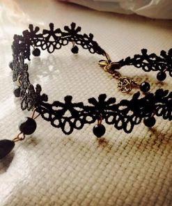 Exquisite Water Drop Collar Necklace