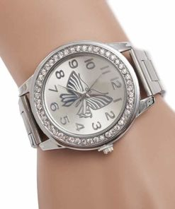 Enticing Luxury Diamond Wristwatch
