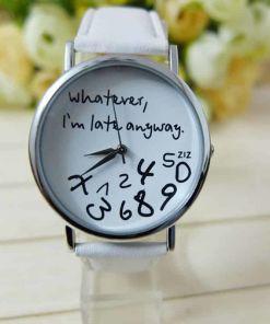 Pretty Female Enchanting Clock