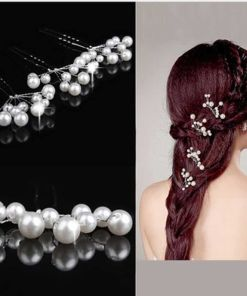 Flawless Pearl Hairpin