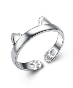 Charming Cat Fashion Ring