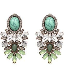 Exotic Glamour Ladies Radiant Earring