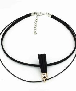 Collar Elegant Lady Choker Necklace
