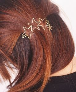 Star Tassel Hairpin