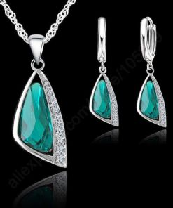 Elegant Wedding Jewelry Set