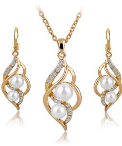 Tip-Top Bridal Jewelry Set