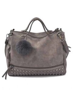 Pretty Attractive Rivet Bag