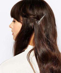 Scissors Style Hair Pin