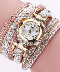 Exotic Rhinestone Ladies Watch