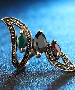 Enlightened Vintage Gold Ring